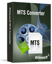 4videosoft MTS video converter