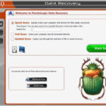 Paretologic Data Recovery Pro: Easily Locate and Recover Deleted Files