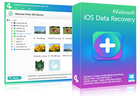 4Videosoft iOS data recovery software