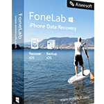 Aiseesoft FoneLab: Get Back Data from Broken iPhone Effortlessly