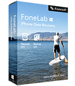 Aiseesoft FoneLab data recovery software