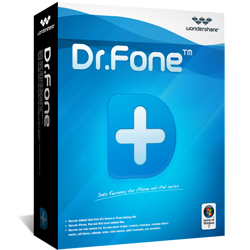Dr.Fone iPhone Data Recovery