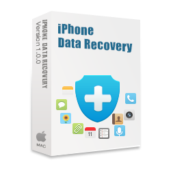 Kvisoft iPhone data recovery software for mac