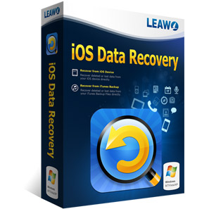 Leawo iOS data recovery software tool