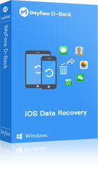 iMyFone D-Back data recovery software