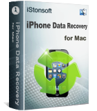 iStonsoft iPhone data recovery software tool for Mac