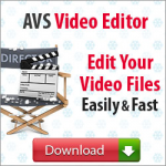 AVS Video Editor: Create Quality Videos and Slideshows