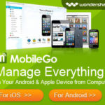 Wondershare MobileGo: Effective Android/iOS Manager