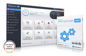 Ashampoo WinOptimizer for Windows