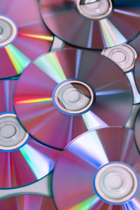 How to Burn Data DVD on Windows 10.