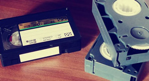 How to Easily Convert VHS to MP4.